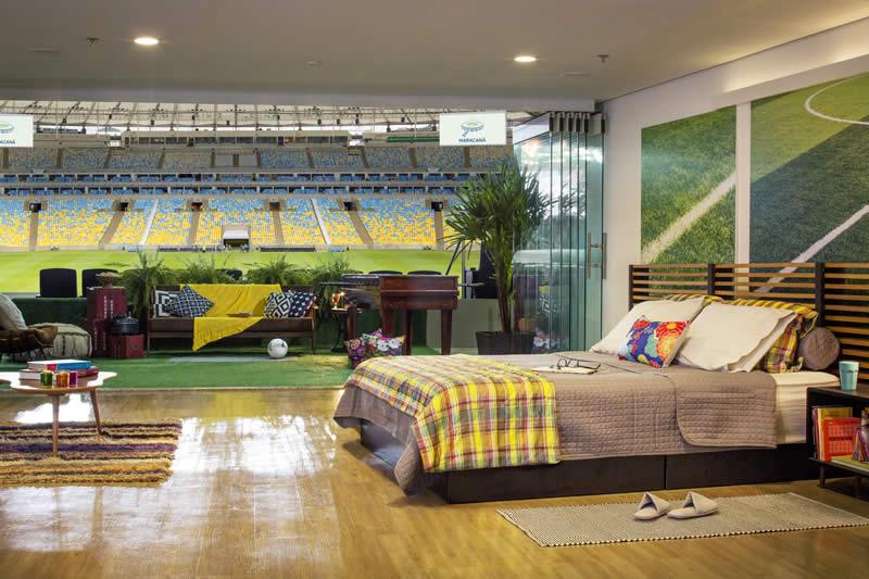 Podrás alojarte en el Maracaná a través de Airbnb ¡Entérate cómo! - Alojarse-en-el-Maracana-Airbnb