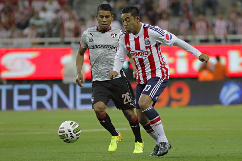 ¿A qué hora juega Atlas vs Chivas y en qué canal lo pasan? Liguilla C2015 - Atlas-vs-Chivas-Liguilla-Clausura-2015-hora-y-canal