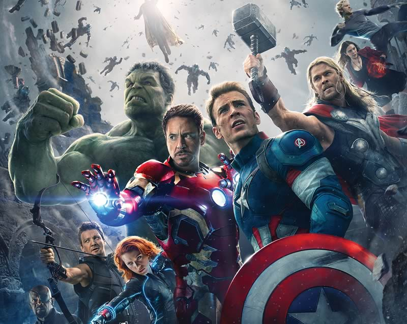 Avengers: Age of Ultron, algunos datos que debes saber si no la has visto - Avengers-Age-of-Ultron
