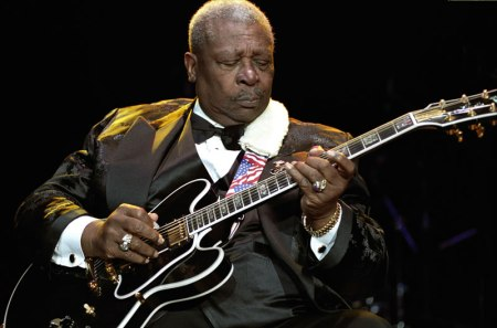 BB King: Una playlist para recordar al Rey del Blues