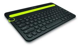 Logitech presenta un teclado inalámbrico para PC, smartphone y tablet - K480-Teclado-para-tablet