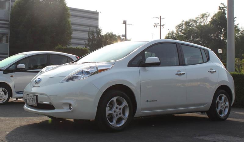 El Nissan LEAF y la e-NV200 cuentan con baterías inteligentes - Nissan-LEAF-Baterias-Inteligentes