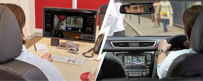 La oficina del futuro es presentada por Nissan - Oficina-del-Futuro-Nissan