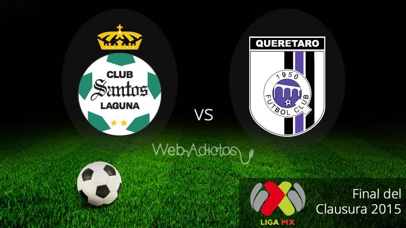 Santos Vs Queretaro Final Del Clausura  Santos Vs Queretaro Final