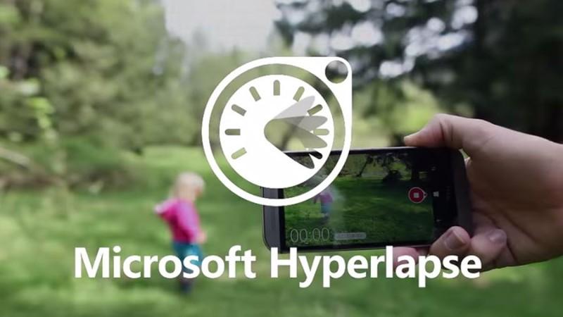 Microsoft Hyperlapse, la aplicación para hacer timelapses en Windows y Android - microsoft-hyperlapse-800x450