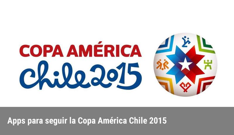 Apps para seguir la Copa América 2015 - Apps-Copa-America-2015
