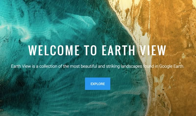 Google Earth cumple 10 años y presenta Voyager - Google-Earth-View