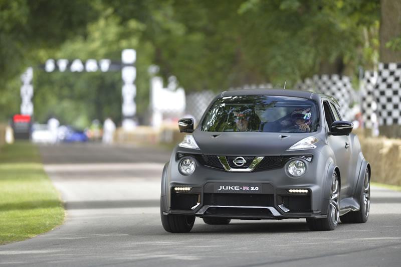 Nissan JUKE-R 2.0, el nuevo crossover de Nissan es presentado - Nissan-Juke-R-2