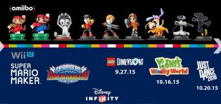 Juegos para Wii U presentados en E3 2015