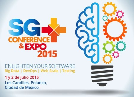 SG Conference & Expo 2015 «Enlighten Your Software» ¡No te lo puedes perder!