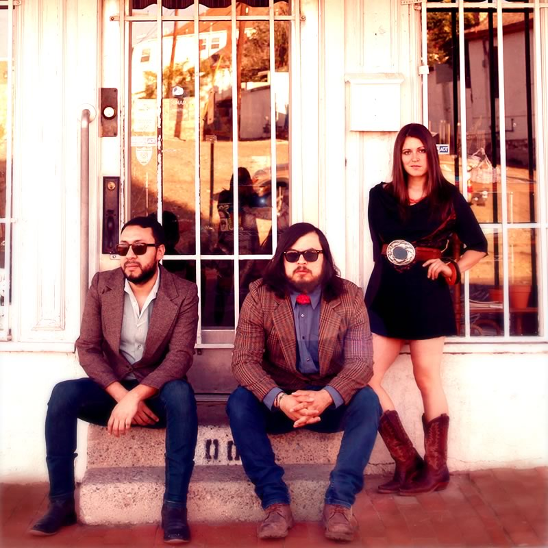 The Chamanas, el Artist To Watch en RDIO en julio - The-Chamanas-RDIO