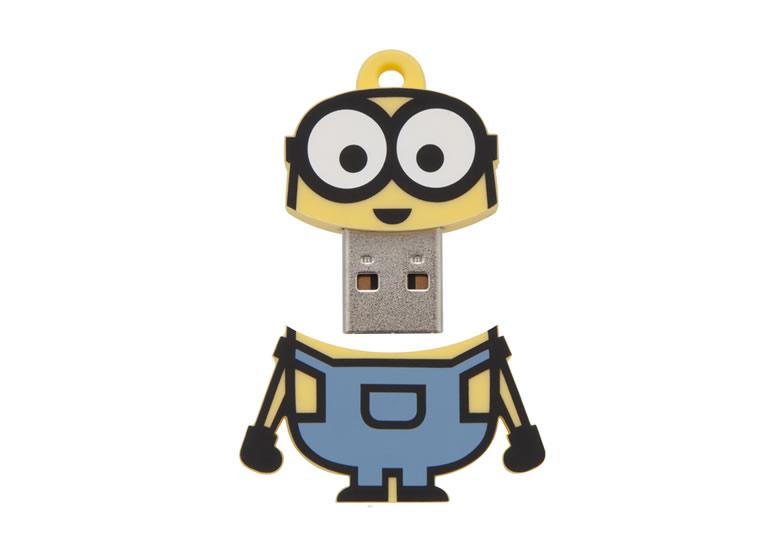 Kingston lanza un USB de colección Minions - USB-de-Minions