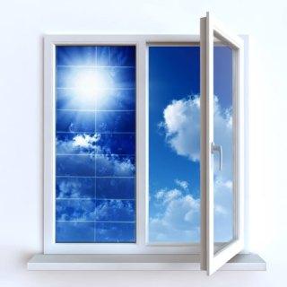 Convierten ventana en celda solar que recarga aparatos electrónicos - Ventana-en-Celda-Solar-que-carga-aparatos-electronicos