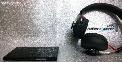 Audífonos Bluetooth Krone, inalámbricos y multifuncionales - acteck-audifonos-krone-19