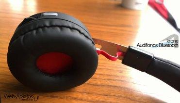 Audífonos Bluetooth Krone, inalámbricos y multifuncionales - acteck-audifonos-krone-9