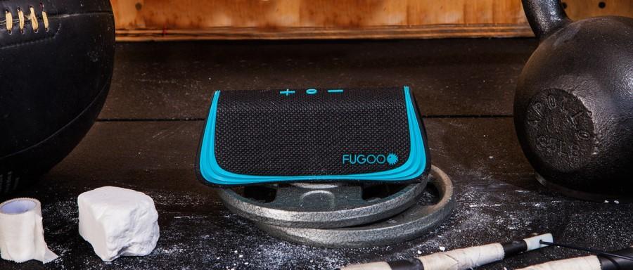 FUGOO: bocinas resistentes a golpes, agua y arena llegan a México - bluetooth-speaker-for-crossfit-SPORT-FUGGO