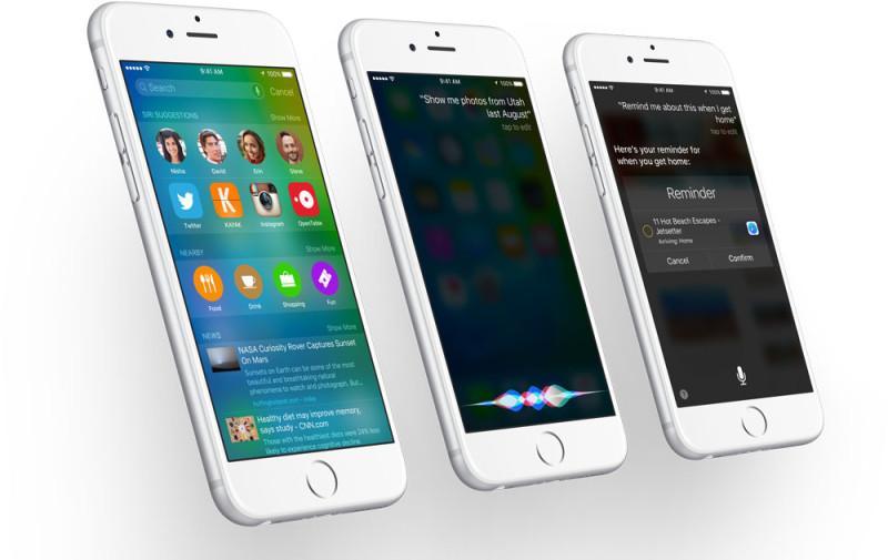 Apple presenta iOS 9 y estas son las novedades - ios-9-siri-800x505