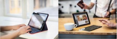 Nuevo portafolio de accesorios para Tablets de Logitech