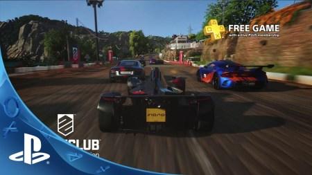 DriveClub gratis para PlayStation Plus disponible a partir del 25 de junio