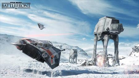 Tráiler multijugador de Star Wars Battlefront