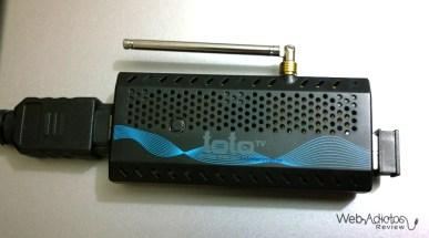 TotoTV Stick 120, Centro de entretenimiento para tu TV - toto-tv-receptor-cable-hdmi
