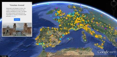 Google Earth cumple 10 años y presenta Voyager