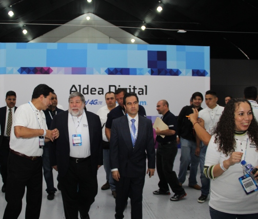 México es el país con mayor entusiasmo en el futuro digital : Steve Wozniak - Aldea-digital-Steve-Wozniak-2015
