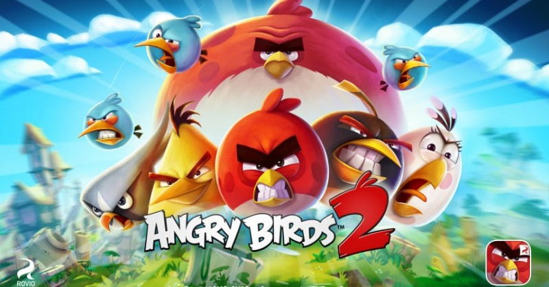 Rovio anuncia el lanzamiento de Angry Bird 2 - Angry-Birds-2-800x419