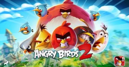 Rovio anuncia el lanzamiento de Angry Bird 2