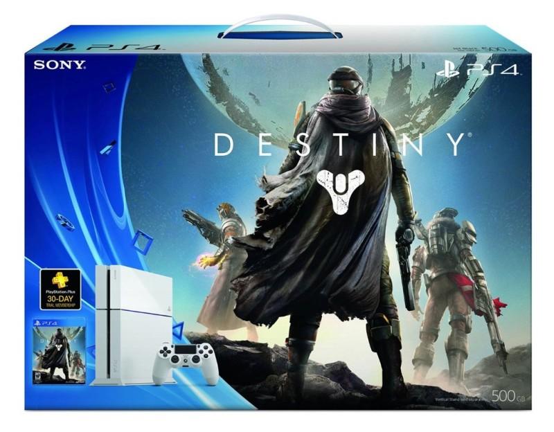 Sony lanza al mercado un PlayStation 4 inspirado en Destiny - DestinyBundle-800x624