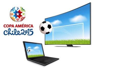 Final de la Copa América 2015 se verá por Televisa y TV Azteca