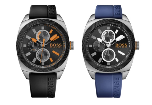 Colección Hugo Boss Orange Watches llega a México - London-Hugo-Boss