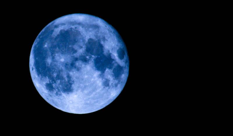 ¿Qué es la Luna Azul que se verá este 31 de julio de 2015? - Luna-Azul-2015-31-de-julio