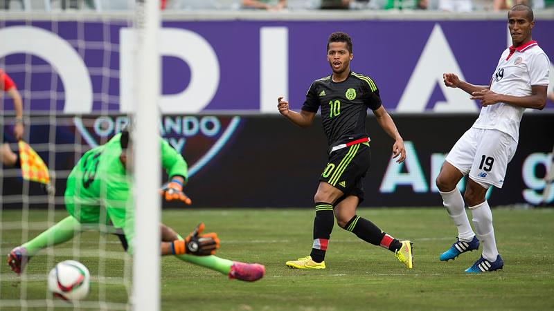 México vs Costa Rica ¿A qué hora juegan en la Copa Oro 2015? - Mexico-vs-Costa-Rica-Horario-Copa-Oro-2015