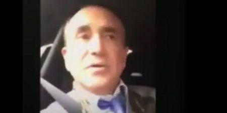 Video del asalto en vivo al periodista Pedro Ferriz en la Ciudad de México