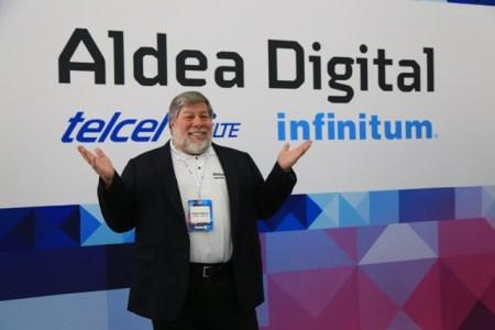 México es el país con mayor entusiasmo en el futuro digital : Steve Wozniak