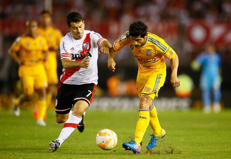 Tigres vs River Plate ¿A qué hora juegan la final de la Libertadores 2015? - Tigres-vs-River-Plate-Horario-Final-Copa-Libertadores-2015