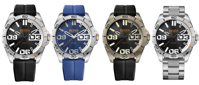 Colección Hugo Boss Orange Watches llega a México - berlin-hugo-boss-orange-2015