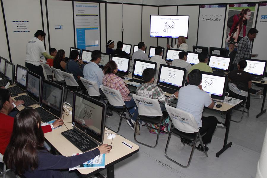 Por el éxito obtenido, Aldea Digital continúa unos días más - capacitacion-aldea-digital-2015