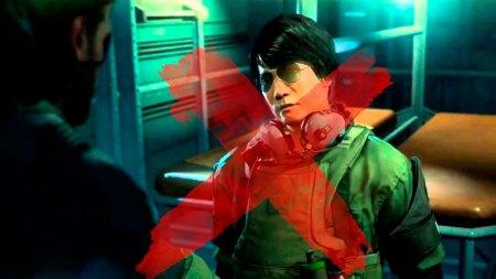Hideo Kojima borrado de la portada de Metal Gear Solid V: The Phantom Pain