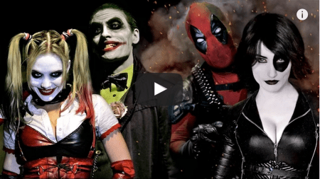Joker vs Deadpool ¿Quién ganaría? Entérate en este video