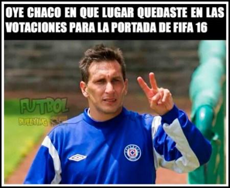 Marco Fabián será la portada de FIFA 16... y sí ¡Hay memes! - memes-marco-fabian-FIFA-16-2