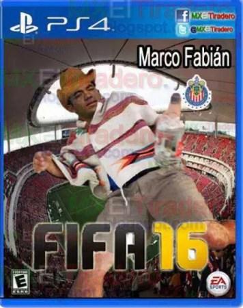 Marco Fabián será la portada de FIFA 16... y sí ¡Hay memes! - memes-marco-fabian-FIFA-16-8