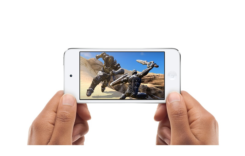 Apple presenta nuevo iPod touch ¡Conócelo! - nuevos-ipod-touch-graficos