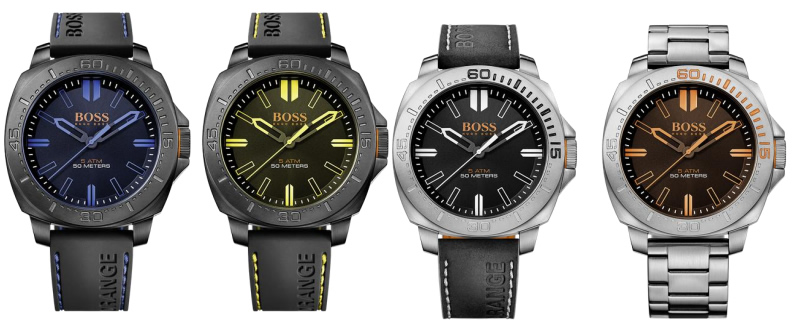 a81746aca323 Colección Hugo Boss Orange Watches llega a México - san-paulo-hugo-boss