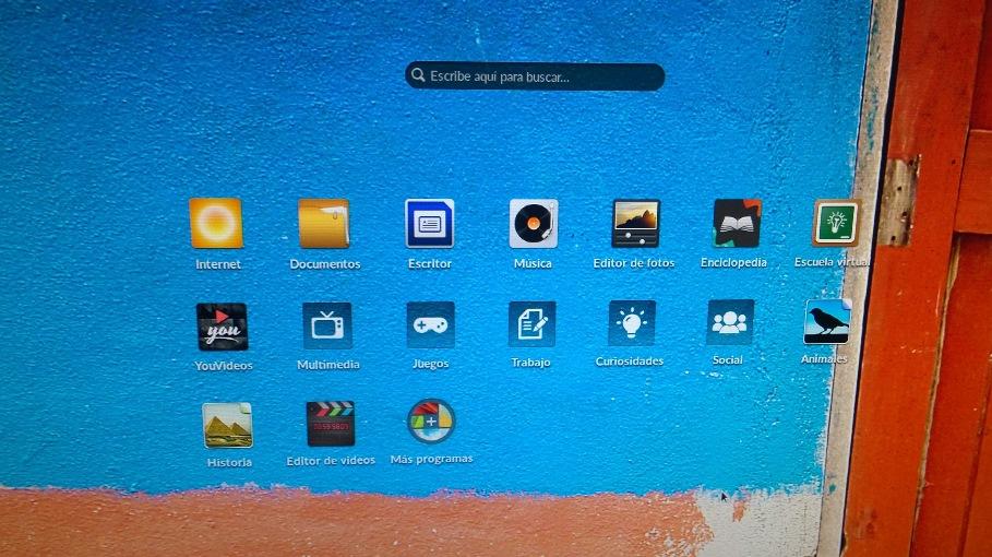 Endless, la computadora con fines educativos y a precio accesible - screenshot-Endless