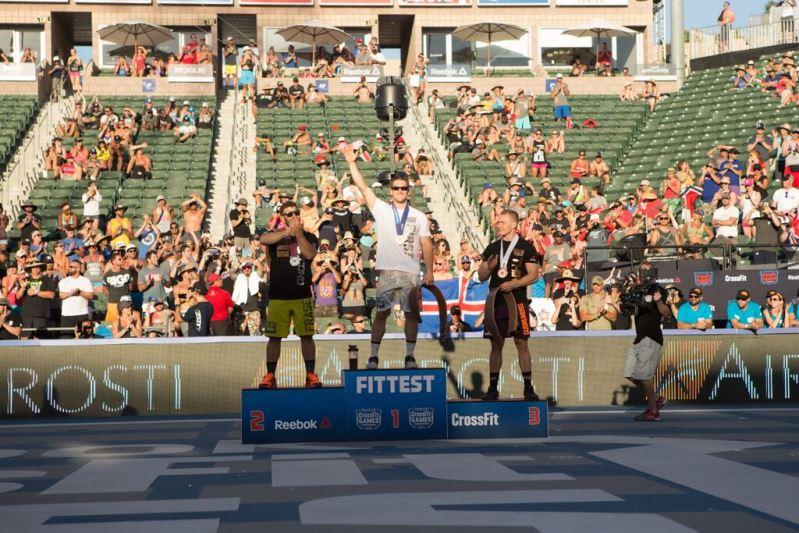 Reebok CrossFit Games 2015 ya tienen nuevos campeones - 2Ben-Smith-Fittest-Man-on-Earth_-Reebok-CrossFit-Games-2015