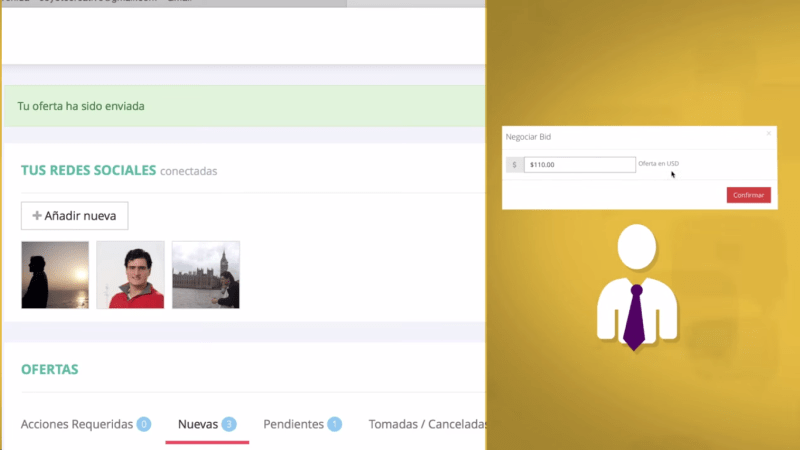 Captura de pantalla 2015 08 06 21.02.01 800x450 BrandMe: el Amazon para youtubers, bloggers e influencers