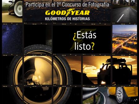 Goodyear México lanza concurso de Fotografía