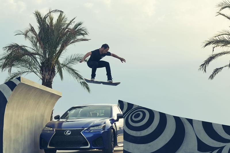Así se creó la hoverboard de Lexus ¡Imperdible! - Hoverboard-Lexus